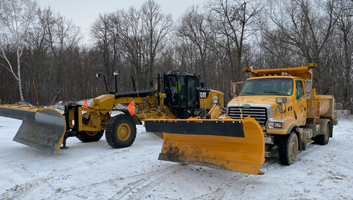 Township snowplow